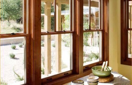 Wood Window